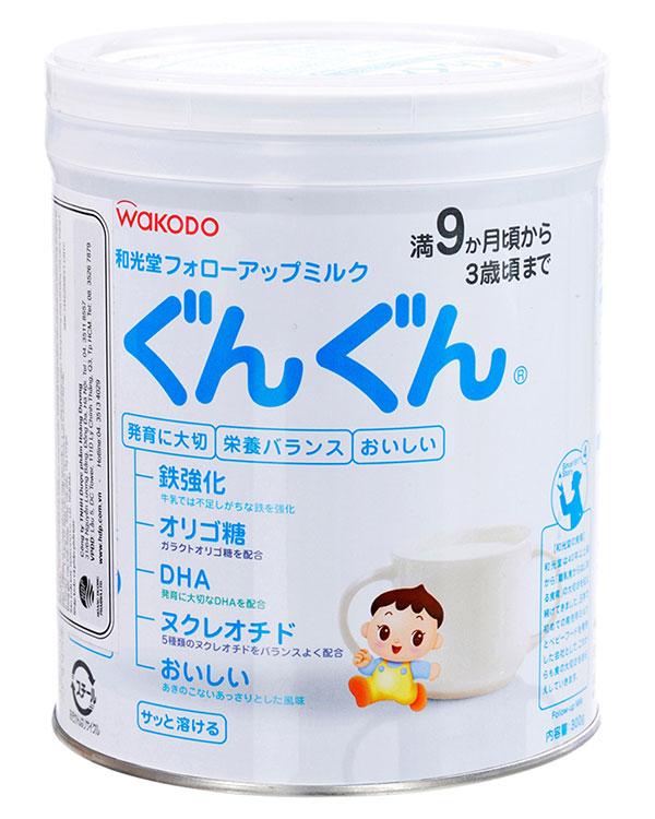 sữa wakodo có tốt không
