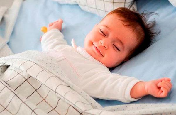 Giấc ngủ của trẻ sơ sinh