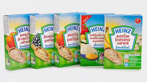 bột ăn dặm Heinz có tốt không