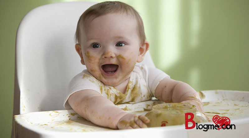 bé 6 tháng tuổi ăn dặm như thế nào