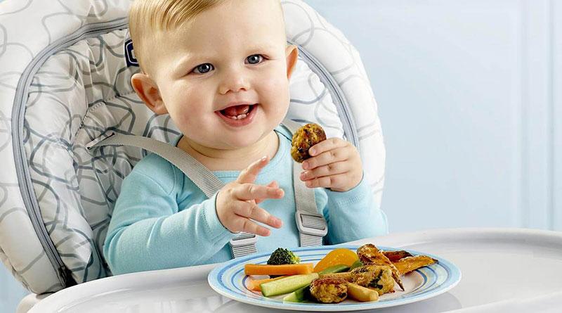 thực đơn ăn dặm cho bé 7 tháng tuổi