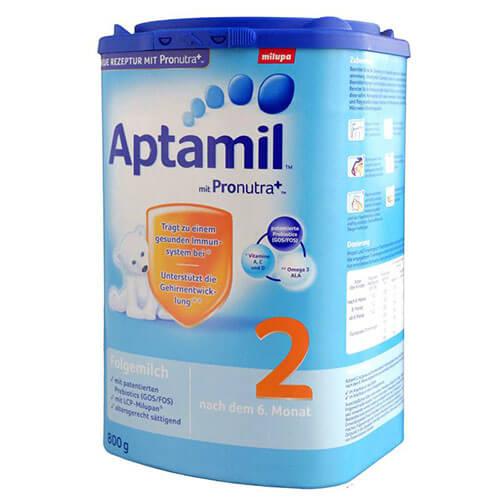 sữa aptamil có tốt không