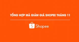Mã giảm giá Shoppe