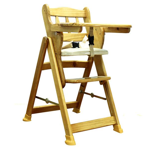 Ghế ăn dặm bằng gỗ Autoru