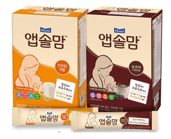 Sữa bầu Hàn Quốc Mom Smile