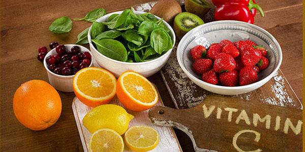 Thực phẩm giàu vitaminC