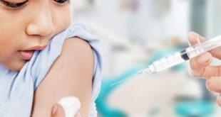 Trẻ em cần tiêm 2 mũi vắc xin sởi