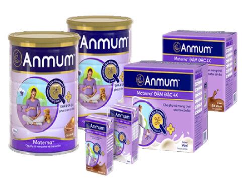 Sản phẩm rất giàu dinh dưỡng cho mẹ và thai nhi.