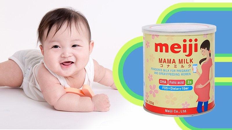 Sữa bầu giúp trẻ phát triển toàn diện nhất đặc biệt là trí não