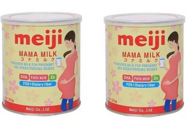 Sữa bầu Meiji sản phẩm hoàn hảo cho thai kỳ khỏe mạnh