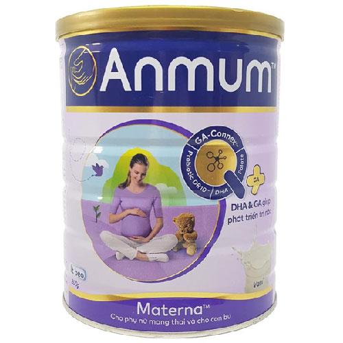 Sữa bầu Anmum Materna 800g