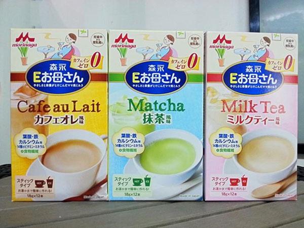 Sữa bầu Morinaga Nhật Bản