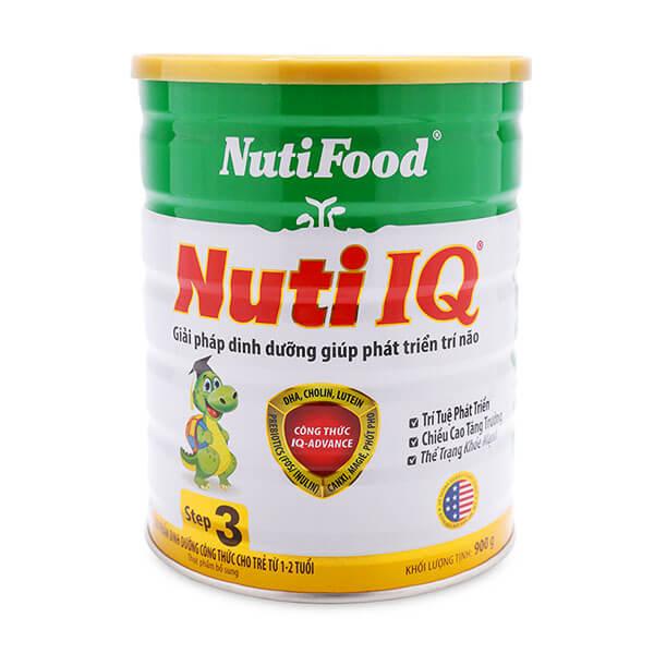 Sữa bột Nutifood là sản phẩm phù hợp cho mọi lứa tuối
