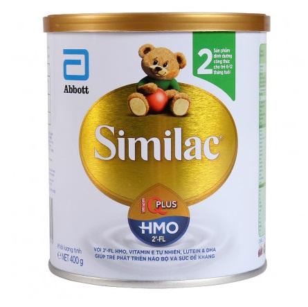 Sữa Bột Similac IQ Plus 2 HMO