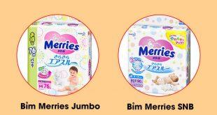 Bỉm Merries Jumbo có tốt không? (1)