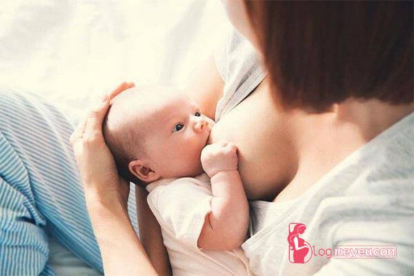 Nguyên nhân khiến mẹ bị mất sữa sau sinh