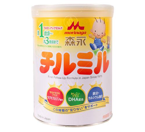 cách pha sữa Morinaga số 9