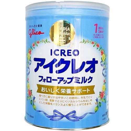 Sữa Glico số 1 cho bé 1 - 3 tuổi