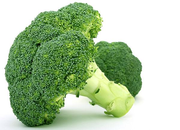 rau có màu xanh tốt cho mẹ bầu