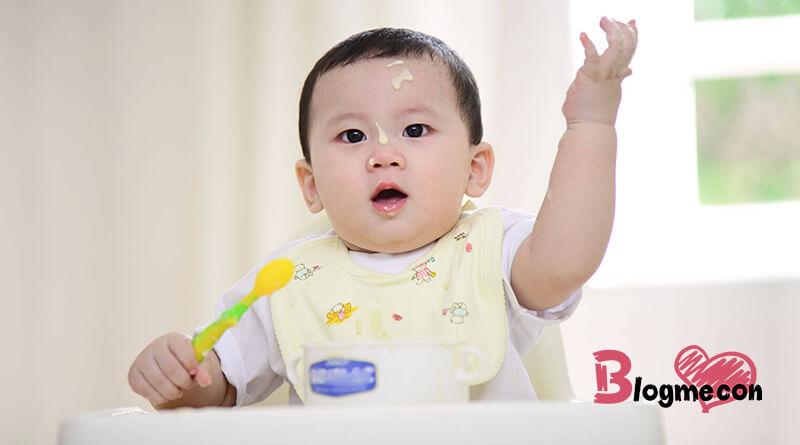 các món cháo ăn dặm cho bé 5 tháng tuổi