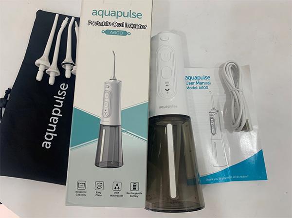 máy tăm nước Aquapulse A600