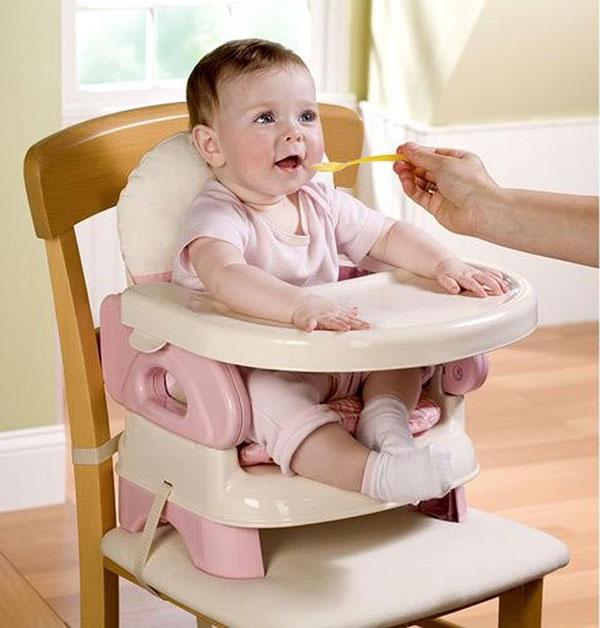 Ghế ăn dặm Summer Infant