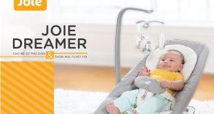Thiết kế vững chắc, thông minh và an toàn cho bé