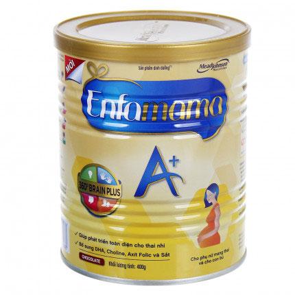 Enfamama A+ cho mẹ bầu và thai nhi