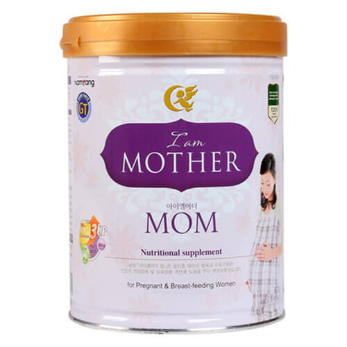 Sữa bột I Am Mother for Mom