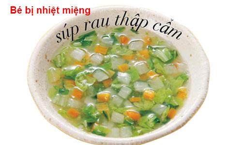 Món súp rau thập cẩm