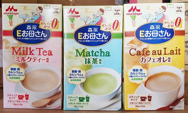 Công dụng của sữa bầu Nhật Morinaga với mẹ và thai nhi