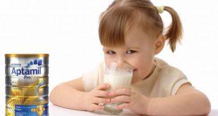 Sữa Aptamil Úc có tốt không?