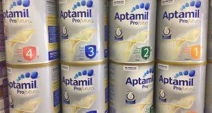 Sữa Aptamil của Úc có tốt không?