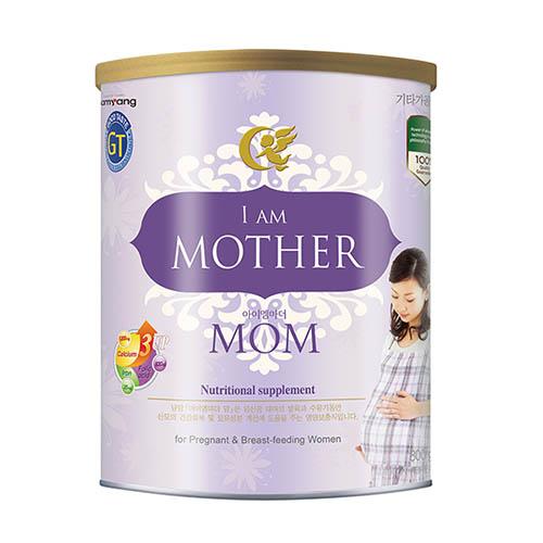 Sữa bầu Iam Mother tốt cho sức khỏe của mẹ