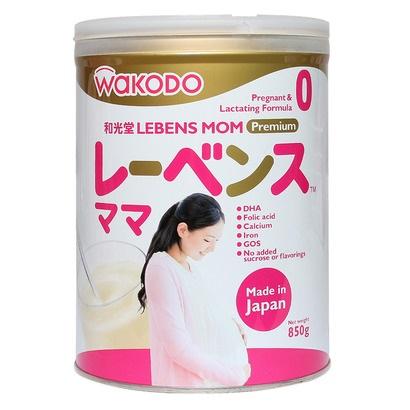 Wakodo là dòng sữa công thức có nguồn gốc từ Nhật Bản