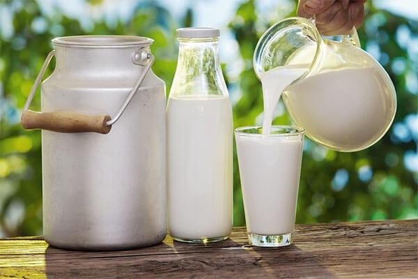 Sữa bột nguyên kem có thành phần 100% từ sữa bò nguyên chất