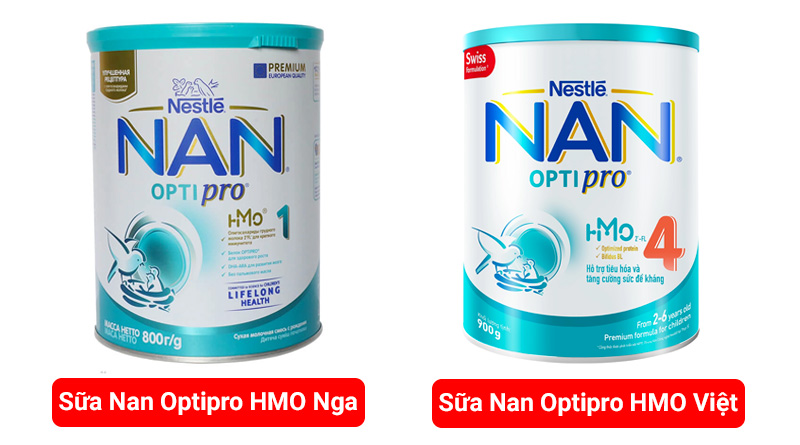 Sữa Nan Optipro HMO