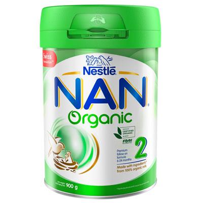 Sữa Nan Organic