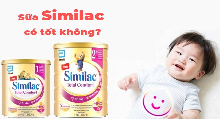 Sữa Similac có tốt không?