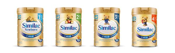 Sữa bột Similac Eye-Q HMO
