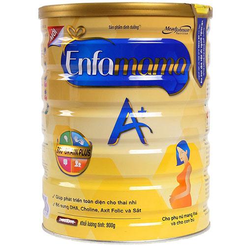 Enfamama có hương vị socola tự nhiên, cực kỳ thích hợp đối với các mẹ bầu thích ăn đồ ngọt