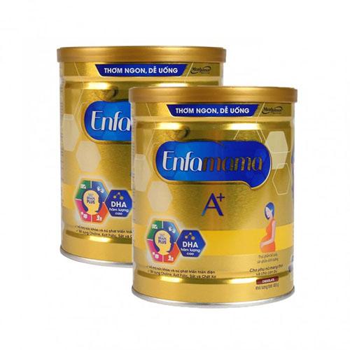 Giá cả của sữa dành cho mẹ bầu Enfamama sẽ phụ thuộc vào trọng lượng và địa chỉ mà người tiêu dùng lựa chọn