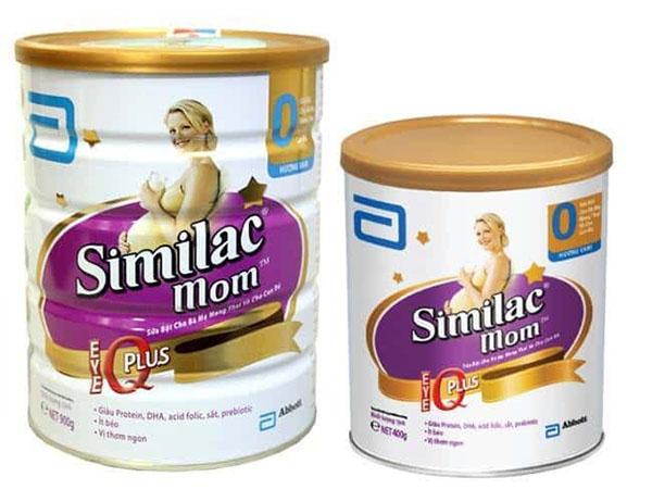 Sữa bầu Similaccó tốt không?