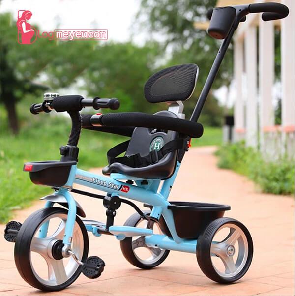 Xe đẩy trẻ em 3 bánh
