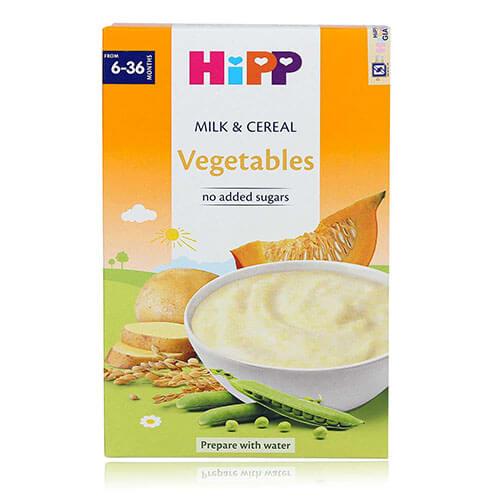 Bột ngọt ăn dặm HiPP