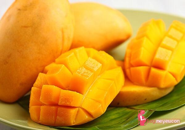 Mẹ bầu 3 tháng đầu nên ăn hoa quả gì? (8)