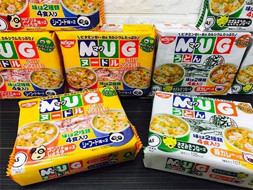 Mỳ MUG Nhật Bản có tốt không?