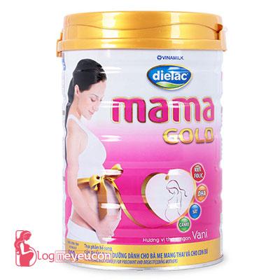 Sữa cho bà bầu Dielac Mama Gold