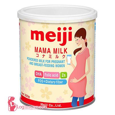Sữa bầu Meiji Nhật Bản