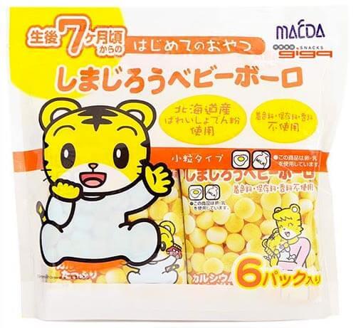 Bánh ăn dặm Maeda có tốt không